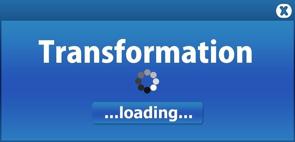 transformation vs agility